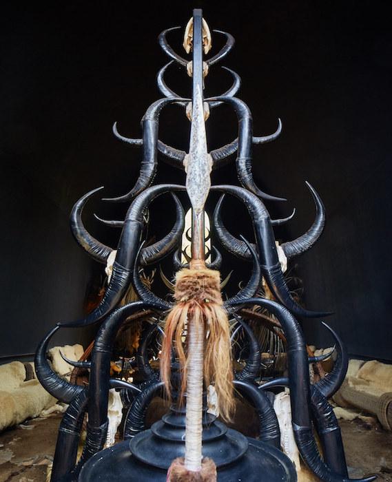 Black House Horns
