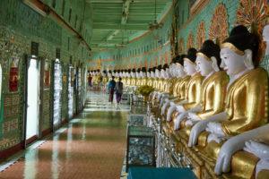 U Min Thonze Temple