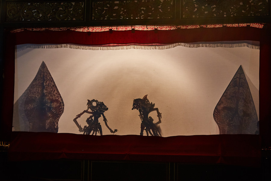 Shadow Puppet Performance at Museum Sonobudoyo