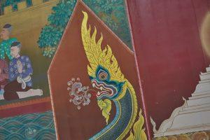 Phra That Lanong Mural